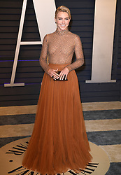 Julianne Hough attending the 2019 Vanity Fair Oscar Party hosted by editor Radhika Jones held at the Wallis Annenberg Center for the Performing Arts on February 24, 2019 in Los Angeles, CA, USA. Photo by David Niviere/ABACAPRESS.COM