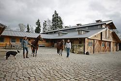 Baeck Cira & Suzy<br /> Eifel Gold Ranch - Monteneau 2008<br /> Photo © Hippo Foto