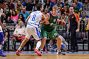 DESCRIZIONE : Eurolega Euroleague 2015/16 Group D Unicaja Malaga - Dinamo Banco di Sardegna Sassari<br /> GIOCATORE : Mindaugas Kuzminskas<br /> CATEGORIA : Palleggio Controcampo<br /> SQUADRA : Unicaja Malaga<br /> EVENTO : Eurolega Euroleague 2015/2016<br /> GARA : Unicaja Malaga - Dinamo Banco di Sardegna Sassari<br /> DATA : 06/11/2015<br /> SPORT : Pallacanestro <br /> AUTORE : Agenzia Ciamillo-Castoria/L.Canu