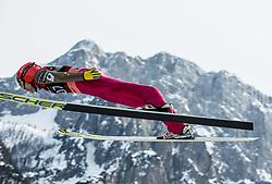 Jarkko Maeaettae of Finland during the Ski Flying Hill Individual Competition on Day Two of FIS Ski Jumping World Cup Final 2017, on March 24, 2017 in Planica, Slovenia. Photo by Vid Ponikvar / Sportida