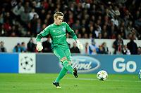 FOOTBALL - UEFA CHAMPIONS LEAGUE 2012/2013 - GROUP STAGE - GROUP A - PARIS SAINT GERMAIN v DYNAMO KIEV - 18/09/2012 - PHOTO JEAN MARIE HERVIO / REGAMEDIA / DPPI - Maxym Koval (KIEV)