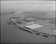 """Ackroyd 16189-08 """"Port of Portland. Aerials Rivergate to Kelly Point. August 9, 1969"""