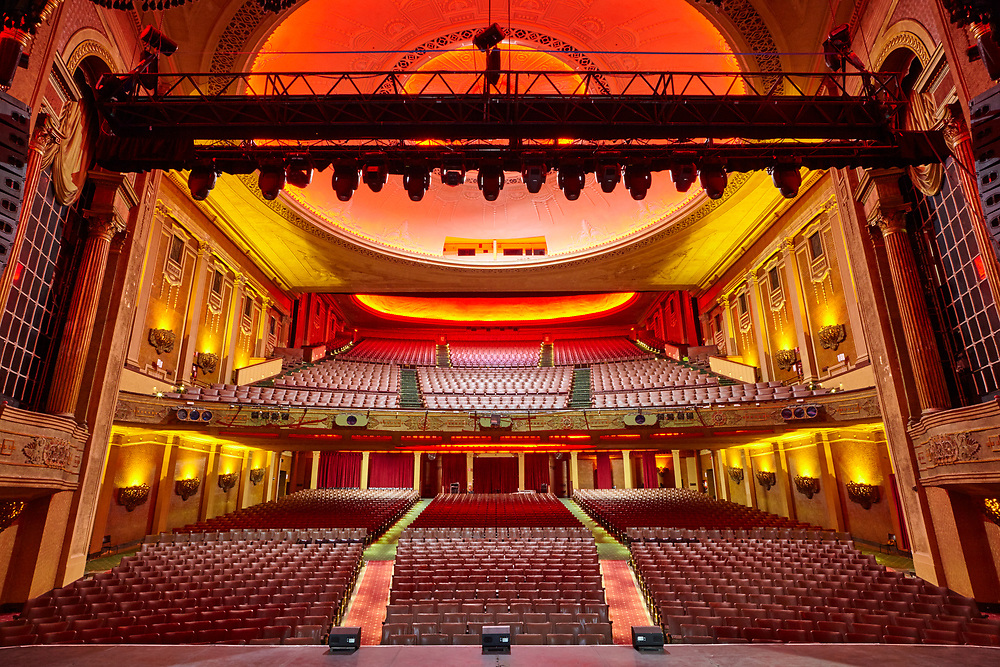 Palais Theatre, St Kilda, 2017