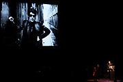 Bono - U2 tijdens uitreiking van de Prins Bernhard Cultuurfonds Prijs 2011 aan Anton Corbijn.<br /> <br /> Bono - U2  during presentation of the Prince Bernhard Culture Prize 2011 to Anton Corbijn
