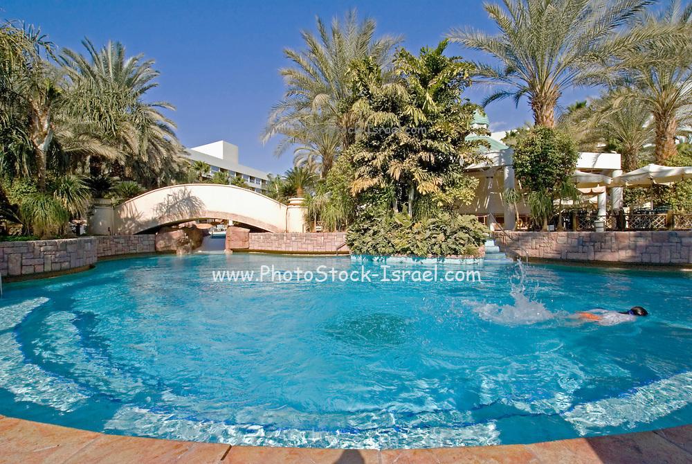 Israel, Eilat Queen of Sheba Hotel,