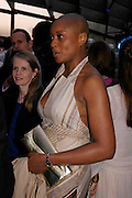 Vanessa Myrie. The Serpentine Summer party co-hosted by Jimmy Choo. The Serpentine Gallery. 30 June 2005. ONE TIME USE ONLY - DO NOT ARCHIVE  © Copyright Photograph by Dafydd Jones 66 Stockwell Park Rd. London SW9 0DA Tel 020 7733 0108 www.dafjones.com