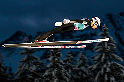 15.12.2017, Gross Titlis Schanze, Engelberg, SUI, FIS Weltcup Ski Sprung, Engelberg, im Bild Johann Andre Forfang (NOR) // Johann Andre Forfang of Norway during Mens FIS Skijumping World Cup at the Gross Titlis Schanze in Engelberg, Switzerland on 2017/12/15. EXPA Pictures © 2017, PhotoCredit: EXPA/JFK