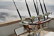 Light tackle Accurate fishing reels in fighting chair rocket launcher.