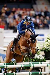 Ahlmann Christian, GER, Fixdesign Funke van t Heike<br /> Gothenburg Horse Show FEI World Cups 2017<br /> © Hippo Foto - Stefan Lafrentz