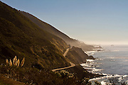 Highway 1 along the Central Coast of California