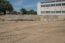 Central High School Bridgeport CT Expansion & Renovate as New. State of CT Project # 015--0174. Progress Submission 05. 27 May 2015