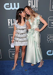 25th Annual Critic's Choice Awards - Los Angeles. 12 Jan 2020 Pictured: Anna Konkle, Maya Erskine. Photo credit: Jen Lowery / MEGA TheMegaAgency.com +1 888 505 6342