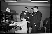 1963 - Official Opening of I.C.T.House.  C281.