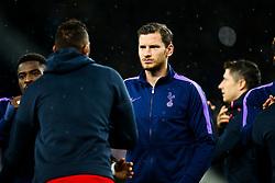 Jan Vertonghen of Tottenham Hotspur - Rogan/JMP - 01/10/2019 - FOOTBALL - Tottenham Hotspur Stadium - London, England - Tottenham Hotspur v Bayern Munich - UEFA Champions League Group B.