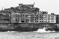 Hashima Island once had a population of 5000 coal miners, but was abandoned in the 1970s. The island was left to the elements now serving as a time capsule of the past.  A cameo role in the 007 James Bond Skyfall movie and UNESCO World Heritage status have put it back on the map.  It is often called Gunkanjima or battleship island only because of its shape.  Before the place became famous, it was slated to become a huge trash pit, but preservationists and UNESCO put that to a stop. Alighting from the boat onto the island is like entering a sci-fi scenario or a video game with crumbling and ruined concrete apartment buildings and collapsing brick stairways, twisted metal girders and plant life growing in the cracks.  Many sites on the island are prohibited because of safety reasons, and the whole place may spook you out.  If nothing else, it can be a pleasant boat excursion out from Nagasaki City.