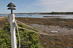 At the Greeley Cottage, S. Harpswell, ME