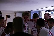 Kuzminskas Mindaugas<br /> Dolomiti Energia Trento - EA7 Emporio Armani Milano<br /> LegaBasket serieA 2017-2018<br /> Play Off FINALE Gara6<br /> Brescia 15/06/2018<br /> Foto Ciamillo-Castoria \\ Vincenzo Delnegro