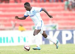 Robert Omunuk of Gor Mahia in action against Nakumatt FC during their Sportpesa Premier League tie at Nyayo Stadium in Nairobi on July 30, 2017. Gor won 2-0. Photo/Fredrick Omondi/www.pic-centre.com(KENYA)