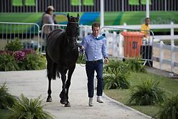 Jankari Elmo, FIN, Duches Desire<br /> Final Horse inspection Eventing<br /> Olympic Games Rio 2016<br /> © Hippo Foto - Dirk Caremans<br /> 09/08/16
