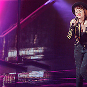 NLD/Hilversum/20151218 - The Voice of Holland 2015 - 3de liveshow, Jennie Lena
