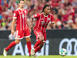 01.08.2017, Allianz Arena, Muenchen, GER, Audi Cup, FC Bayern Muenchen vs FC Liverpool, im Bild Renato Sanches (FC Bayern Muenchen) // during the Audi Cup Match between FC Bayern Munich and FC Liverpool at the Allianz Arena, Munich, Germany on 2017/08/01. EXPA Pictures © 2017, PhotoCredit: EXPA/ JFK