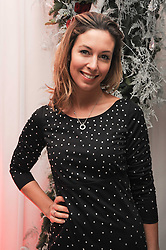 EMMA CROSBY at the launch of the English National Ballet's Christmas season 2009 held at the St.Martin;s Lane Hotel, London on 15th December 2009.