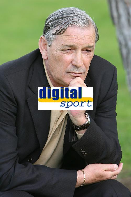 Fotball<br /> Italia<br /> Foto: Graffiti/Digitalsport<br /> NORWAY ONLY<br /> <br /> Roma<br /> 02.05.2006<br /> Landslagstrening Italia<br /> Gigi Riva