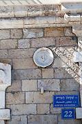 Israel, Jaffa building details