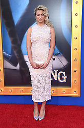 December 3, 2016 - Los Angeles, California, U.S. - Tori Kelly arrives for the premiere of the film 'Sing' at the Microsoft Theatre. (Credit Image: © Lisa O'Connor via ZUMA Wire)