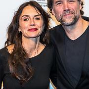 NLD/Amsterdam/20180324 - inloop première Dutch Doubles ballet, Vanessa Henneman en partner Daniel Boissevain