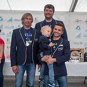 Vice Champion du monde - STANGE LITTLE GIRL - SAMOKHIN Dimitri -  KIRILYUK Andrey - BUSHUEV Aleksey - RUS 76