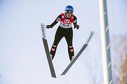 07.02.2020, Energie AG Skisprung Arena, Hinzenbach, AUT, FIS Weltcup Ski Sprung, Damen, im Bild Eva Pinkelnig (AUT) // Eva Pinkelnig (AUT) during the women's Jump of FIS Ski Jumping World Cup at the Energie AG Skisprung Arena in Hinzenbach, Austria on 2020/02/07. EXPA Pictures © 2020, PhotoCredit: EXPA/ Reinhard Eisenbauer