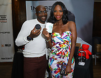 Red Carpet Retreat Lounge - Presented by Secret Room Events held at InterContinental Los Angeles on September 20, 2019 in Century City, California, United States (Photo by Jc Olivera /VipEventPhotography.com)