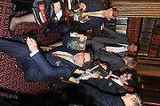 ANDREI NAVROKOV; , Celebration of the  200TH Anniversary of the  Birth of Rt.Hon. John Bright MP  and the publication of <br /> ÔJohn Bright: Statesman, Orator, AgitatorÕ by Bill Cash MP. Reform Club. London. 14 November 2011. <br /> <br />  , -DO NOT ARCHIVE-© Copyright Photograph by Dafydd Jones. 248 Clapham Rd. London SW9 0PZ. Tel 0207 820 0771. www.dafjones.com.<br /> ANDREI NAVROKOV; , Celebration of the  200TH Anniversary of the  Birth of Rt.Hon. John Bright MP  and the publication of <br /> 'John Bright: Statesman, Orator, Agitator' by Bill Cash MP. Reform Club. London. 14 November 2011. <br /> <br />  , -DO NOT ARCHIVE-© Copyright Photograph by Dafydd Jones. 248 Clapham Rd. London SW9 0PZ. Tel 0207 820 0771. www.dafjones.com.