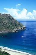 Bahia La Cata, Venezuela, <br /> South America ( Caribbean Sea )