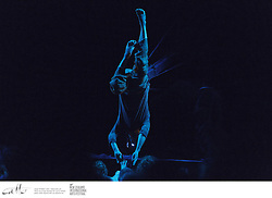 After wildly popular Festival performances in 2004 (The Junebug Symphony) and 2006 (Bright Abyss), James Thiérrée returns in his new full-length piece as Raoul, a lone figure adrift in an incredible, ever changing world of billowing sails, steel pipes and driftwood. Alone, that is, until the arrival of a destructive doppelgänger that attacks Raouls home and has him questioning his very identity and existence...Unexpected at every turn, Thiérrée draws from a seemingly endless repertoire of theatrical talents as he pushes his mind and body to incredible new places. In his hands every part of the intricate set comes alive as Raouls world begins to spectacularly crash down around him.