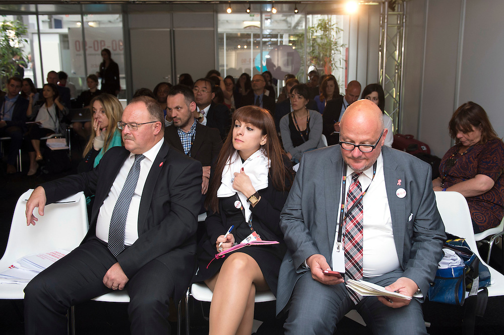 03 June 2015 - Belgium - Brussels - European Development Days - EDD - Health - 90-90-90 - An ambitious treatment target to help end the AIDS epidemic © European Union