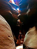 Antelope canyon , Utah  Photo by David Court
