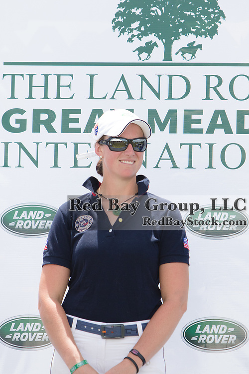 Lauren Kieffer awarded 1st place at the 2015 Land Rover Great Meadow International, at the Great Meadow Foundation in The Plains, VA on Sunday, June 21, 2015. This is the final preparatory event for the U.S. Pan American Eventing Team prior to the 2015 Pan American Games which will take place in Toronto, Canada, this July.