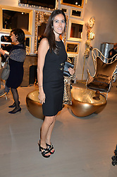 BRITTANY SAGER at the PAD London 2015 VIP evening held in the PAD Pavilion, Berkeley Square, London on 12th October 2015.