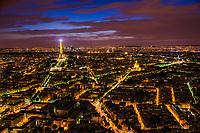 Magical City of Paris