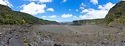 Kilauea Iki, HVNP, Kilauea Volcano, Big Island of Hawaii