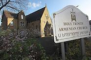 Armenian Church Manchester 27/11/2011