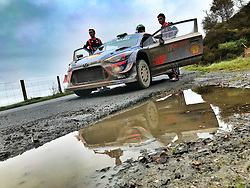 October 5, 2018 - Grande Bretagne - Rallye de Grande-Bretagne (Credit Image: © Panoramic via ZUMA Press)