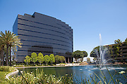 Lake Front Commercial Office Building on Hutton Center Drive in Santa Ana California