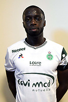 Cheikh M Bengue Mbengue during the friendly match between As Saint-Etienne and FC Stade Nyonnais on July 5, 2017 in Saint-Etienne, France. (Photo by Philippe Le Brech /Icon Sport)