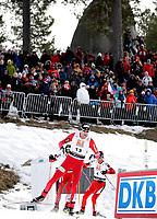 Kombinert <br /> FIS World Cup<br /> Verdenscup <br /> Oslo , Holmenkollen  14.03.10<br /> Magnus Moan<br /> <br /> Foto: Eirik Førde