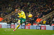 Norwich City's James Maddison during the EFL Sky Bet Championship match between Norwich City and Sheffield Utd at Carrow Road, Norwich, England on 20 January 2018. Photo by John Marsh.