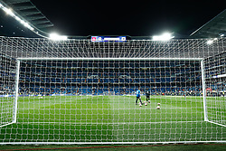 March 2, 2019 - Madrid, MADRID, SPAIN - View of Stadium during the spanish league, La Liga, football match played between Real Madrid and FC Barcelona at Santiago Bernabeu Stadium in Madrid, Spain, on March 02, 2019. (Credit Image: © AFP7 via ZUMA Wire)