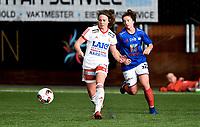 Fotball , 76 . august 2017 , Toppserien ,<br /> Vålerenga - Medkila<br /> <br /> Jenna Louise McCormick  , Medkila